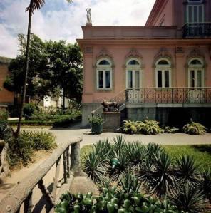 Local do evento: Casa de Rui Barbosa, Botafogo, Rio de Janeiro
